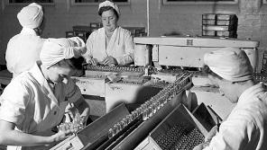 Penicillin production at Hoechst