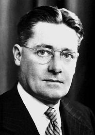 Howard Walter Florey in 1945 Photo public domain