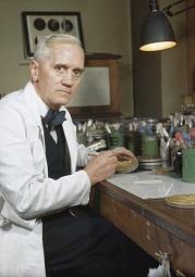 Sir Alexander Fleming Wikimedia